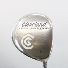 Cleveland Launcher Comp 460 Driver 9.5 Degrees Graphite Shaft Stiff Flex 62610A