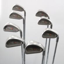 Ping EYE 2 Iron Set 3-W Orange Dot ZZ-Lite Steel Stiff Flex Right-Handed 62622A
