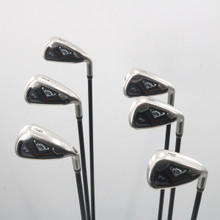 Callaway FT Iron Set 5-P Graphite Shaft Senior Flex Right-Handed 62366G