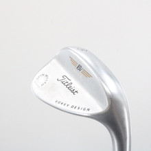 Titleist SM4 Vokey Spin Milled Tour Chrome Wedge 46 Deg 46.08 Steel Shaft 62542D