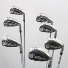 TaylorMade M1 Iron Set 5-P,A Steel KBS 90 Stiff Flex Right-Handed 62647A