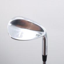 Bridgestone J40 Satin Chrome Wedge 56 Degrees DG Spinner Right-Handed 62561D