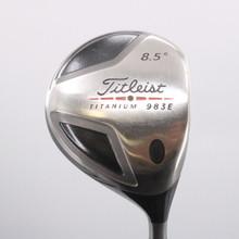 Titleist 983E Driver 8.5 Degrees Graphite True Temper Stiff Flex 62734G