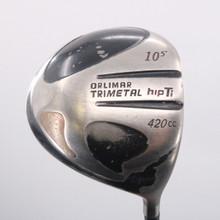 Orlimar Trimetal HipTi 420CC Driver 10.5 Deg MFS+ 58 Regular Flex 62737G