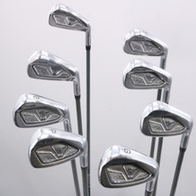 Mizuno JPX 850 Forged Iron Set 4-P,G Graphite Orochi A Senior Flex 62758G