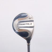 Orlimar Trimetal II Fairway Wood 21 Deg Graphite Ladies Flex Right-Handed 62833A