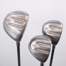 Orlimar Trimetal Wood Set 1,4 & 7 Wood Graphite Regular Flex Right-Handed 62842A