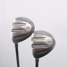 Orlimar Trimetal Wood Set 3 & 7 Wood Graphite Regular Flex Left-Handed 62846A