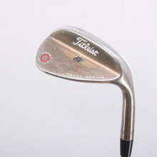 Titleist SM Spin Milled Oil Can Vokey Wedge 52 Degrees 52.08 Steel Stiff 62930D