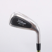 Titleist 503.H 3 Hybrid 19 Degrees Aldila NV 85-S Stiff Flex 62901D