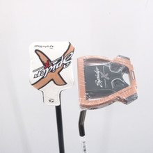 2019 TaylorMade Spider X Copper Single Bend Putter 34 Inches Headcover LH 62850A