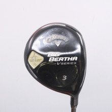 Callaway Big Bertha V Series 3 Fairway Wood Bassara Senior Right-Handed 62781G