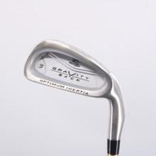 Cobra Gravity Back Individual 3 Iron Steel Regular Flex Right-Handed 62963D