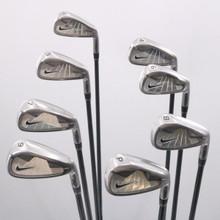 Nike NDS Iron Set 3-P Graphite Fujikura Regular Flex Right-Handed 62870A