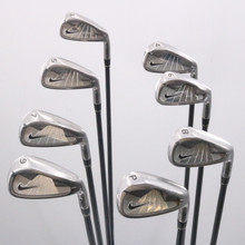 Nike NDS Iron Set 3-P Graphite Fujikura Regular Flex Right-Handed 62870A