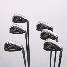 TaylorMade M2 Iron Set 6-P,A REAX 55 Graphite M Senior Flex Right-Handed 62871A