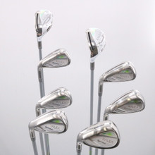TaylorMade Kalea Iron Set 4-P,S Ultralite 45 Ladies Flex Left-Handed 62873A
