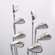 TaylorMade Kalea Iron Set 4-P,S Ultralite 45 Ladies Flex Left-Handed 62873A
