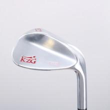 KZG TRS Wedge 50 Degrees Graphite SteelFiberi95 Stiff Flex Right-Handed 62990D