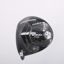 Cobra King F8 Driver 9-12 Degrees Matrix VLCT Stiff Flex Left-Handed 62893A