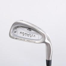 Cobra Gravity Back Individual 6 Iron Steel Regular Flex Right-Handed 63017D