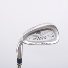 Cobra Gravity Back P Pitching Wedge 46 Degrees Steel Regular Left-Handed 63021D