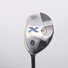 Callaway X 3H Hybrid 21 Degrees Graphite Regular Flex Left-Handed 63116G