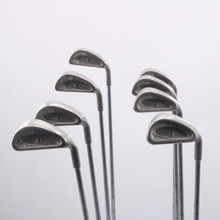 Ping EYE Iron Set 3-W Black Dot Steel ZZ-Lite Shaft Stiff Flex 63205A