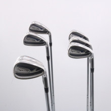 Adams Tight Lies Iron Set 5-P,S Steel True Temper Uniflex Right-Handed 63208A