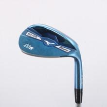 Mizuno S5 Blue ION Wedge 52 Degrees 52.09 Dynamic Gold Steel Shaft 63165G