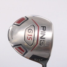PING G15 Driver 10.5 Degrees Graphite TFC 149D Regular Flex Right-Handed 63246A