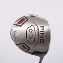 PING G15 Driver 10.5 Degrees Graphite TFC 149D Regular Flex Right-Handed 63247A
