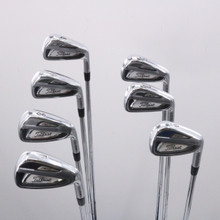 Titleist AP2 714 Iron Set 4-P True Temper Dynamic Gold S400 Stiff Flex 63253A