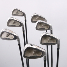 Top Flite Tour Iron Set 4-P Graphite Shaft Regular Flex Right-Handed 63510G