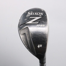 Srixon Z H45 4 Hybrid 22 Degrees Kuro Kage Graphite Stiff Flex 63525G