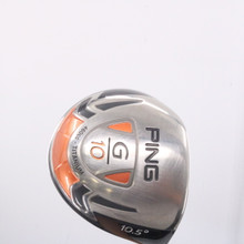 PING G10 Driver 10.5 Degrees Graphite TFC 129D Regular Flex Right-Handed 63453A