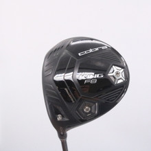 Cobra King F8 Driver 9-12 Degrees HZRDUS 6.5 X-Stiff Flex Left-Handed 63456A