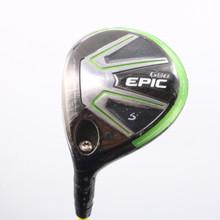Callaway GBB EPIC 5 Wood 18 Degrees Graphite Stiff Flex Left-Handed 63559G