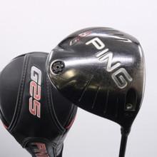 PING G25 Driver 9.5 Degrees TFC 189 Regular Flex Headcover Right-Handed 63563G