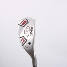 PING G15 4 Hybrid 23 Degree AWT Steel Shaft Regular Flex 63579G