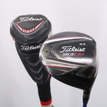 Titleist 913D2 Driver 9.5 Degrees Diamana S+ 62 Stiff Flex Right-Handed 63583G