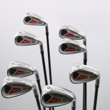 Adams Tight Lies Iron Set 4-P,G Graphite Shaft Senior Flex 63592G