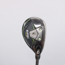 2019 Callaway Epic Flash 4 Hybrid 21 Degrees Tensei Silver Senior Flex 63688A
