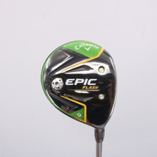 Callaway EPIC Flash 9 Wood 23 Degrees Even Flow Graphite Senior Flex 63702A