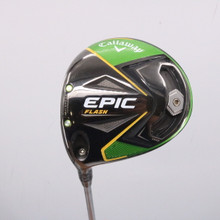 Callaway Epic Flash Driver 10.5 Degrees Even Flow Graphite Regular Flex LH 63802A