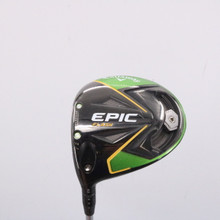 Callaway Epic Flash Driver 9 Degrees Even Flow Graphite Regular Flex LH 63803A