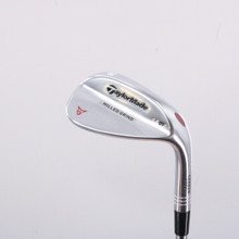 TaylorMade Milled Grind Satin Chrome Wedge 58 Degrees LB 09 Dynamic Gold 63737D