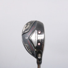 2019 Callaway Big Bertha 5 Hybrid 24 Deg Recoil ZT9 F3 Regular Flex 63872G