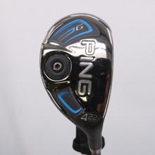 PING G 4 Hybrid 22 Degrees ALTA 70 Graphite Regular Flex Headcover 63798D