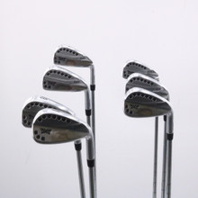 PXG 0311 Forged Iron Set 4-W Steel KBS Tour 120 Stiff Flex Right-Handed 63839A